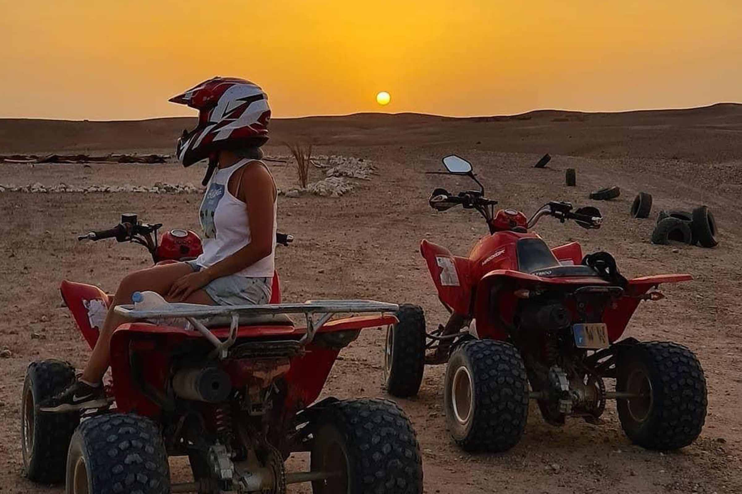 FERME BERBERE QUAD EXCURSION